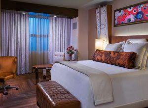 Hotel del Lago Room