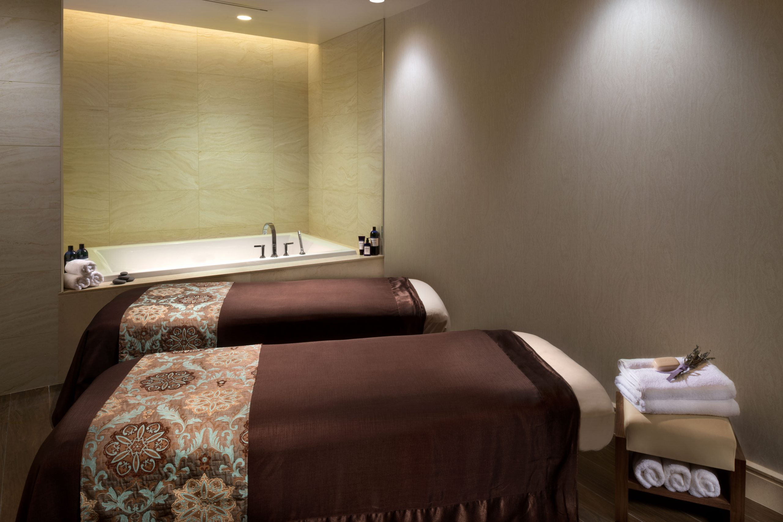 Spa del Lago Couples Room