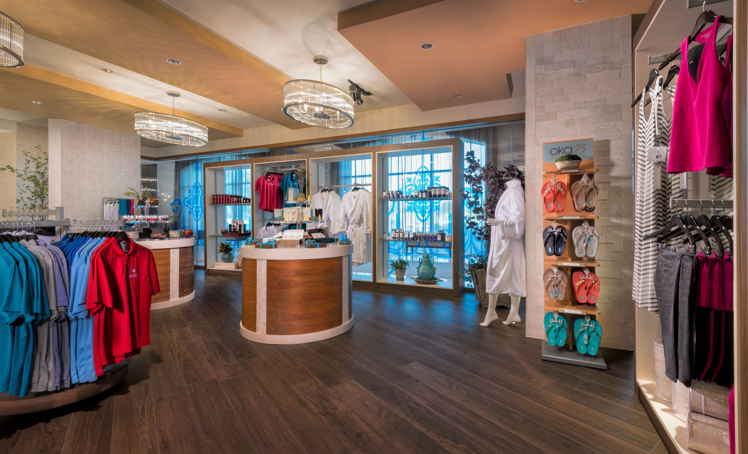Spa del Lago Gift Shop