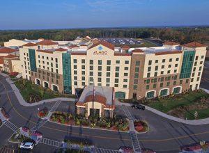 del Lago Resort & Casino Exterior