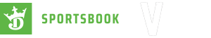 DraftKings Sportsbook at del Lago Logo