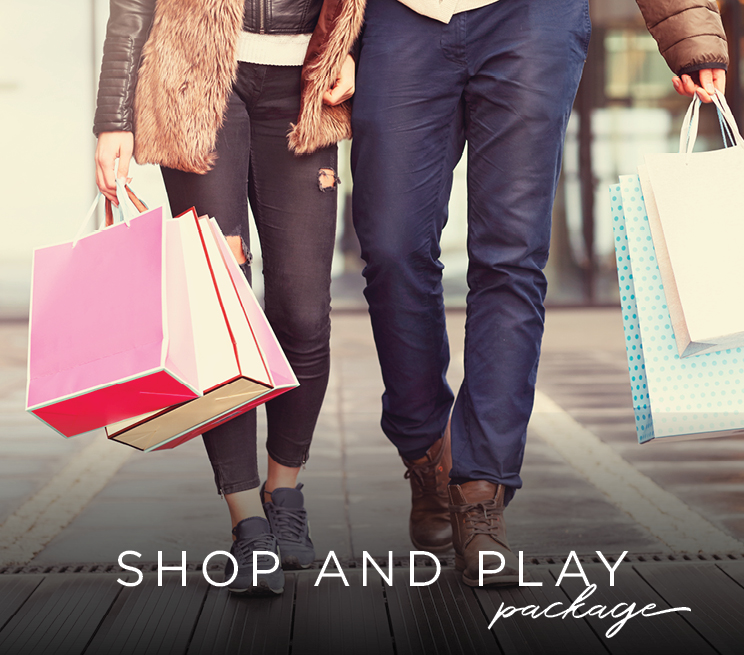Shop and Play Package