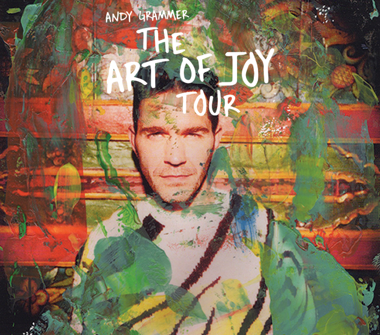 Andy Grammer - The Art of Joy Tour